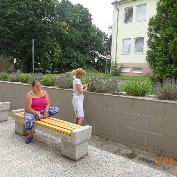 Piknik na terase