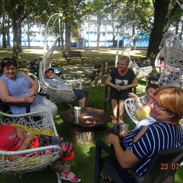Výlet do Nitrianskeho mestského parku Sihoť