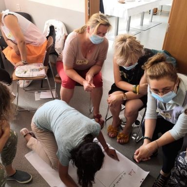 Workshop LIONS QUEST – UMENIE DOSPIEŤ