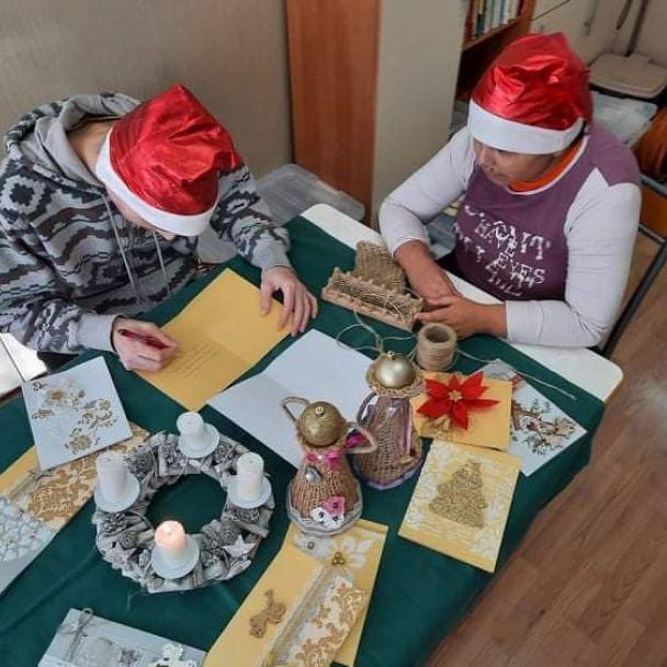 Príbeh o putovaní vianočných pozdravov