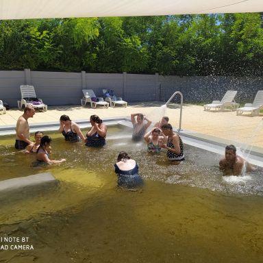 Návšteva termálneho kúpaliska Štrand, Nové Zámky