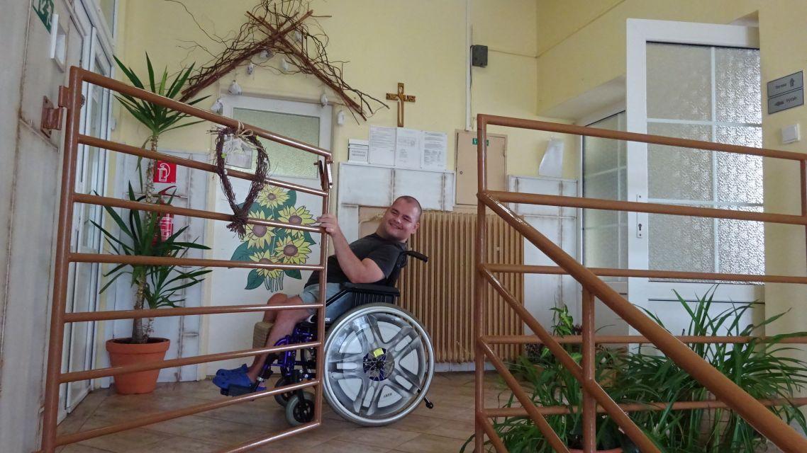 Ďakujeme nášmu sponzorovi p. Lenčešovi  za bezpečnostné dvierka