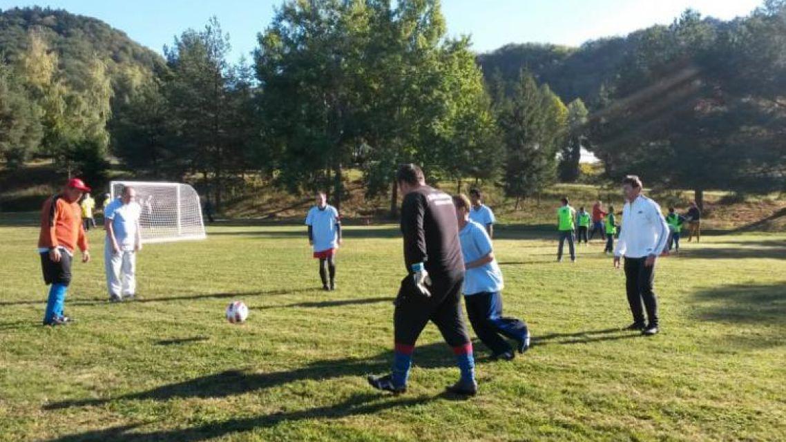 Futbalový turnaj o putovný pohár